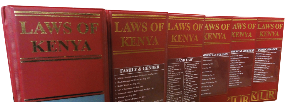 land law in kenya